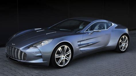 Aston Martin One-77 Gets Bang & Olufsen Bespoke Sound