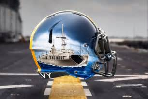 Army Navy Game Football Helmets