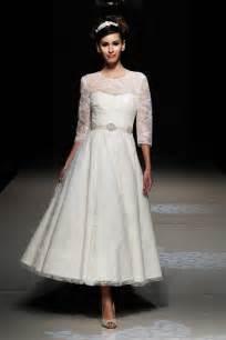 tea length bridesmaid dresses wedding dresses designs photos pictures pics images tea length wedding dresses photos pictures