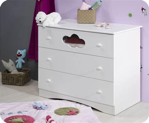 chambre complete bébé commode bébé altéa blanche achat vente commode à
