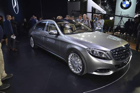 2016 Mercedes-maybach S-class Debuts At 2014 Los Angeles