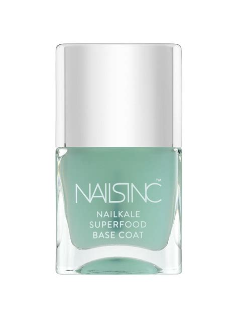 nails  nailkale superfood base coat  john lewis