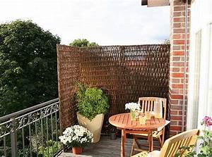 Sichtschutz Balkon Balkonerlebnis Bauende