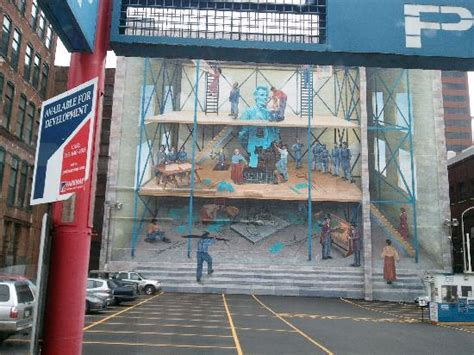 lincoln picture of mural arts program of philadelphia