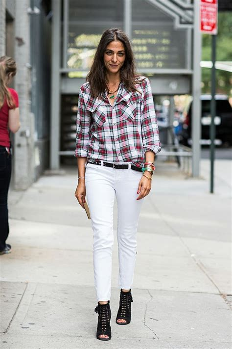 notes à la mode 42 | Fashion, Style, How to wear white jeans