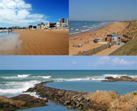 pas a pas les sables d olonne les sables d olonne la ville du vend 233 e globe id 233 es vacances