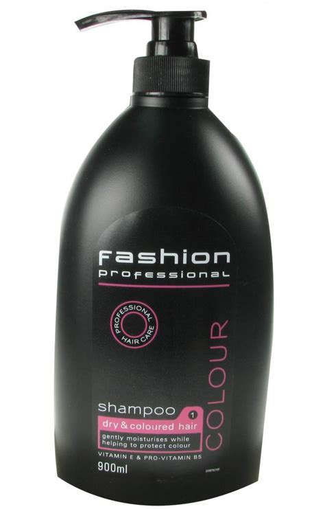fashion professional shampoo colour ml