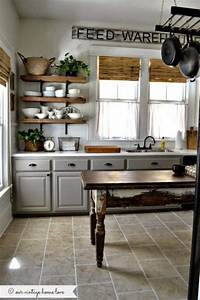 farmhouse kitchen designs to get inspired comfydwelling