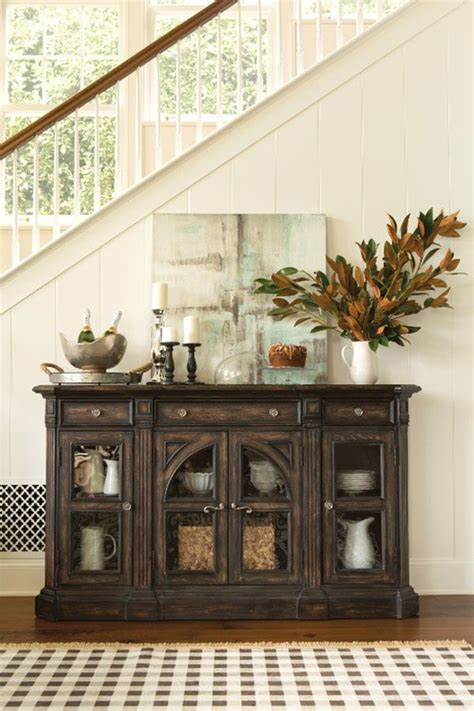 Decorating A Sideboard by Best 25 Antique Sideboard Ideas On Brown
