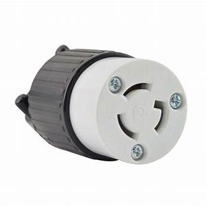 Superior Electric Yga026f Twist Lock Electrical Receptacle
