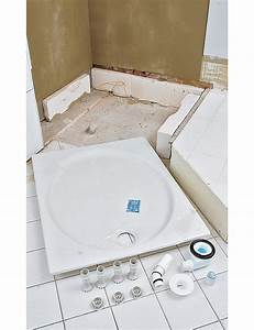 Acryl Duschwanne Einbauen : acryl duschtasse einbauen ze76 hitoiro ~ Michelbontemps.com Haus und Dekorationen