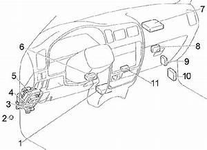 1997 U20132005 Toyota Hilux Fuse Box Diagram  U00bb Fuse Diagram