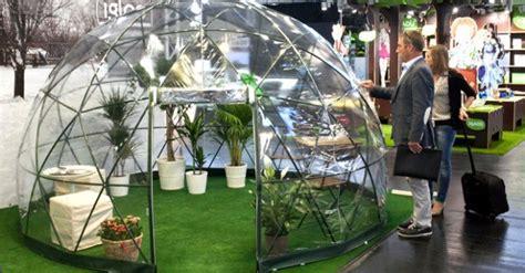 Garden Igloo Erfahrungen by Garden Igloo Geodesic Dome 171 Inhabitat Green Design