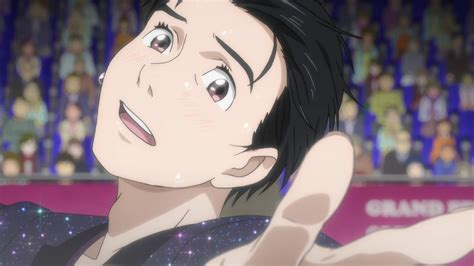 yuri  ice    series review lost  anime