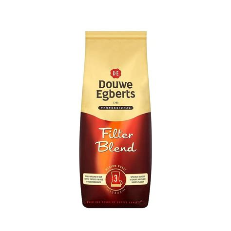 With over 260 years experience roasting coffee, we know exactly what goes into a great cup of. Douwe Egberts Filter Coffee 1kg bags  Cafetiere Coffee   Coffee Supplies Direct