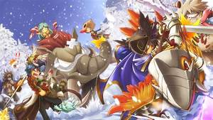 Ragnarok Online Characters Wallpaper Game Wallpapers