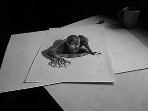 Completely Mind-Blowing 3D Pencil Drawings