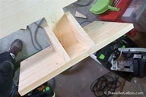 Pied Pour Sapin : un sapin de no l en bois r alis en moins de 2h ~ Melissatoandfro.com Idées de Décoration
