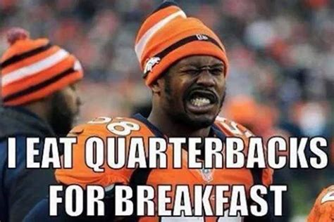 Von Miller Memes - denver broncos in super bowl 50 game day best funny memes heavy com page 2