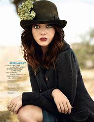 Emma Stone Hat