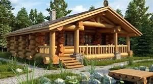 Maison Rondin Bois : chalet en bois rondin en kit moregs maisons bois ~ Melissatoandfro.com Idées de Décoration