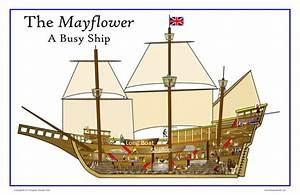 Mayflower Ship Posters