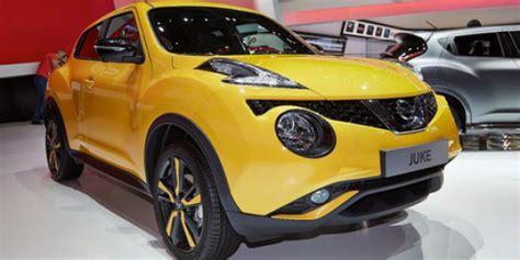 Melihat Pesona Nissan Juke 2015