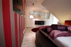 Bett Unter Dachschräge : wohnidee schlafzimmer 7 raumax ~ Lizthompson.info Haus und Dekorationen