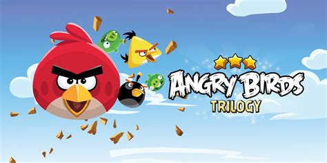 angry birds trilogy wii  games nintendo