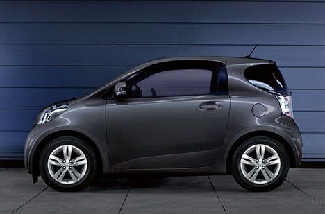 small cars black will scion sell the toyota iq urban micro car in the us