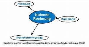 Rechnung Verjährung : laufende rechnung definition im gabler wirtschaftslexikon online ~ Themetempest.com Abrechnung
