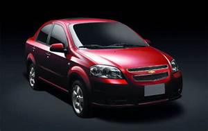 Chevrolet Aveo Owners Manual 2008-2010 Download