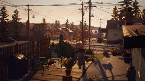 life  strange  detailed debut trailer  screenshots released  push start