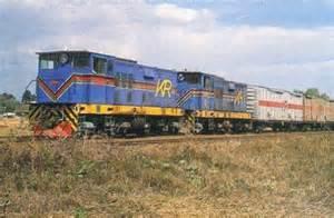 Kenya Railways Locomotives