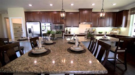 ashbrook model home  ridgefield  westpark