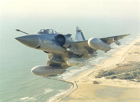 Mirage 2000 Multirole Combat Fighter  Airforce Technology