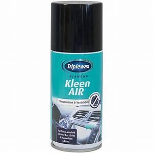 Nettoyant Clim Auto : nettoyant clim kleen air triplewax 150 ml ~ Medecine-chirurgie-esthetiques.com Avis de Voitures
