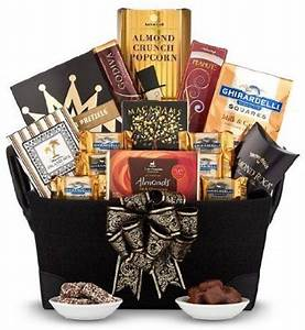 Gourmet Gift Basket for Men Holiday Christmas Gift