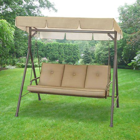 walmart canopy swing garden winds replacement canopy top for swing