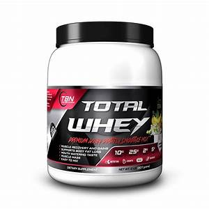 Whey Protein Total Whey  2lbs  Is An Advanced Formulation For Lean Muscle Build  Muscle
