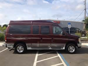 Wheelchair Handicap Vans Ford