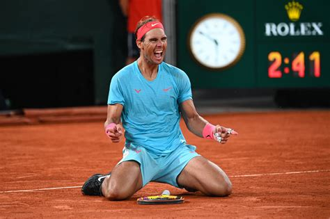 Dominant Nadal seals 13th French Open title with thrashing ...