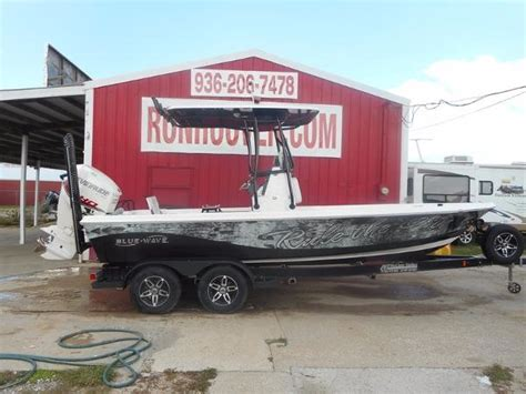 Boats For Sale In Montgomery Texas by Blue Wave 2200 Purebay Boats For Sale In Montgomery Texas