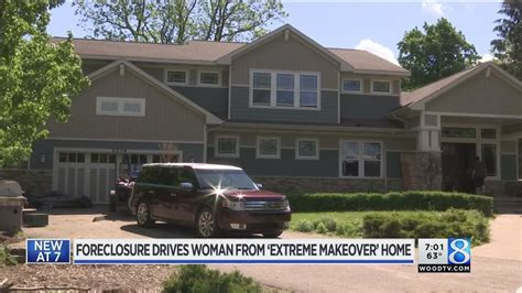 foreclosure drives mi woman  extreme makeover home