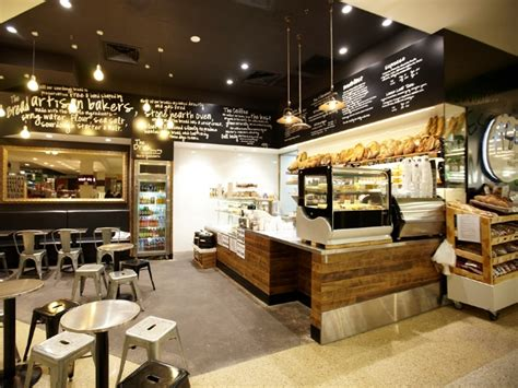 Rise Bakery Cafe Nextspace Buildings Interiors