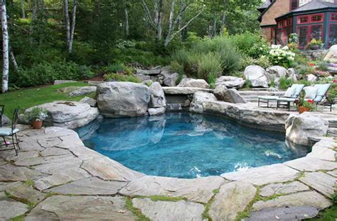 20 Chemical-free And Bespoke Natural Swimming Pools