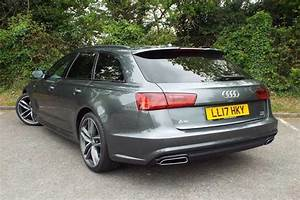 Used 2017 Audi A6 AVANT TDI ULTRA S LINE BLACK EDITION for ...