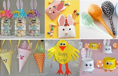 30 Creative Easter Craft Ideas For Kids...