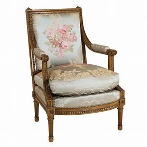 Fauteuil De Style : style louis xvi fauteuil ~ Teatrodelosmanantiales.com Idées de Décoration