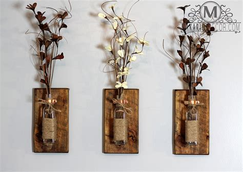 rustic wall sconces shop makarios rustic wall sconces reclaimed wood wall